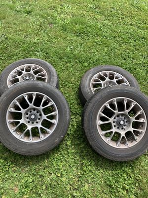 15' Rims and tires for Sale in Ridgefield, WA
