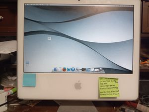 "20"" imac for Sale in Boise, ID"