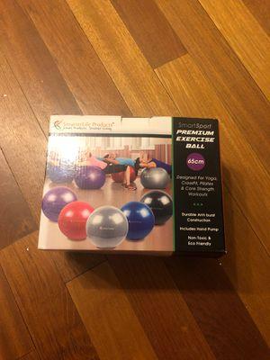 Smartsport premium exercise ball for Sale in Chicago, IL