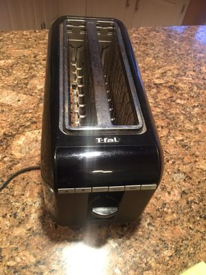 T-fal 4 slice digital toaster for Sale in Pittsburgh, PA