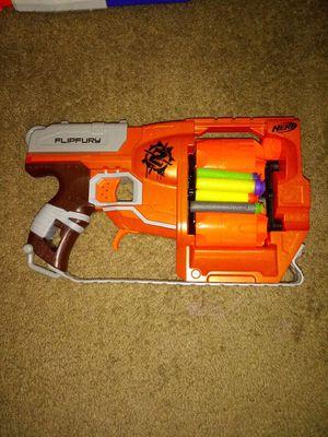 Nerf Flipfury toy gun for Sale in Tustin, CA