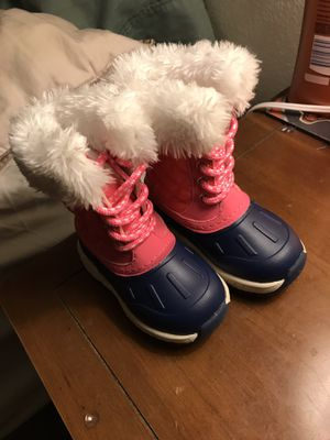 Boots toddler girls size 5 for Sale in San Luis Obispo, CA