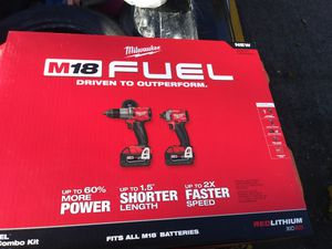 Milwaukee 2 tool Combo Kit for Sale in Saint Charles, MO