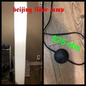 Beijing floor lamp for Sale in Wichita, KS