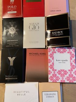 Perfume/cologne Samples Lot for Sale in Gig Harbor,  WA