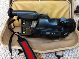 Sony Handycam Video Cassette, Vintage Film Camera for Sale in Greensboro, NC