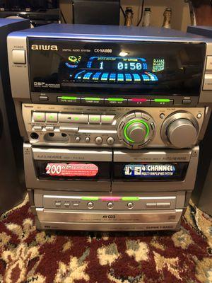Aiwa stereo system for Sale in Manassas, VA