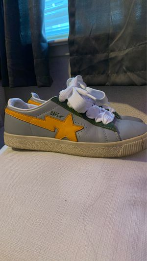 """Bape shoes """" CRAPE STA """" size 6 for Sale in Hayward, CA"""