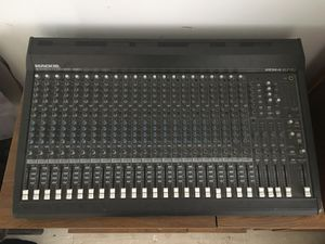 Mackie SR24 4 VLZ Pro Mixer for Sale in Pacoima, CA