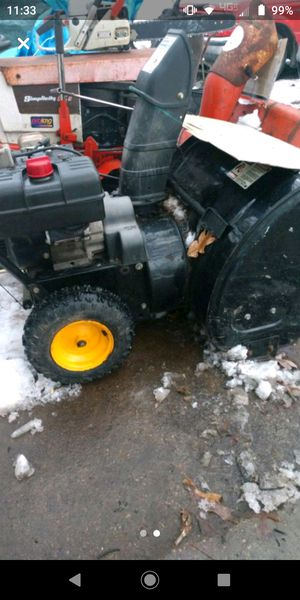 Snowblower for Sale in Fountain, MI