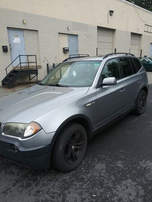 2005 BMW X3 2.5l for Sale in Rockville, MD
