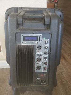 Patron pro audio for Sale in Lake Elsinore, CA