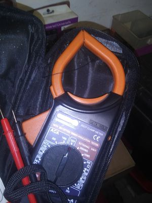 Clamp meter n couple others for Sale in San Angelo, TX