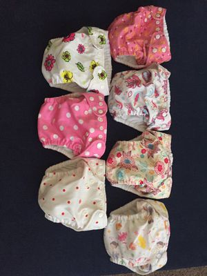 Charlie Banana One Size Cloth Diapers for Sale in Phoenix, AZ