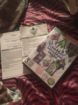 Sims 3 starter pack for Sale in Newark, NJ