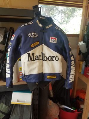 Leather Motorcycle Jacket for Sale in Fairfax, VA
