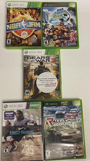 XBOX & XBOX 360 Games for Sale in Mesa, AZ