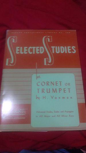 Trumpet books for Sale in Glendale, CA