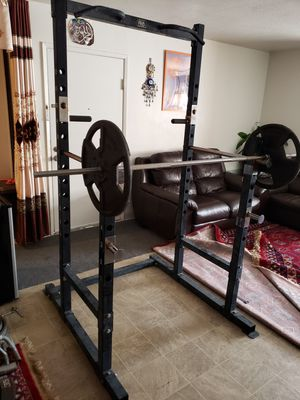 Marcy squat cage only for Sale in Hayward, CA