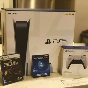 Playstation 5 - Disc version for Sale in Glendale, CA