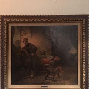 replica of The Student Rembrandt for Sale in El Cerrito, CA
