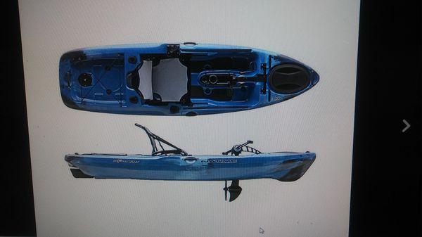 Native Watercraft Slayer 10 Propel Fishing Kayak