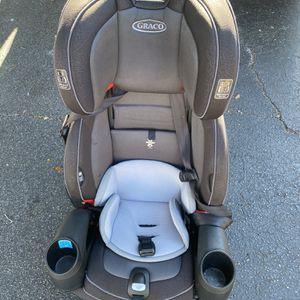 Graco Nautilus SnugLock LX 3 in 1 Harness Booster Car Seat for Sale in Altamonte Springs, FL