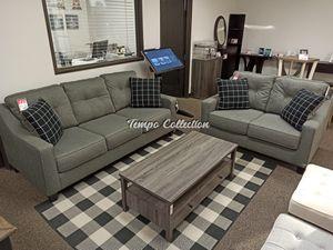 2 PC Sofa and Loveseat Set, Grey, SKU# ASH5390135/38TC for Sale in Norwalk, CA