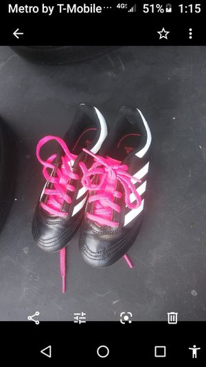 Adidas girls cleets for Sale in Owensboro, KY