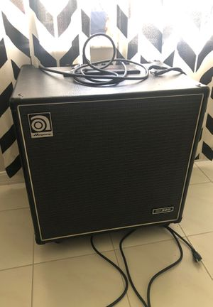 Ampeg BA300 bass/guitar amp for Sale in Port St. Lucie, FL