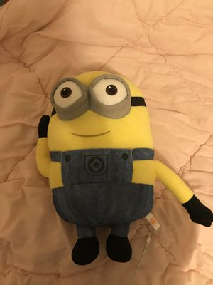 Minion plushie for Sale in Brick Township, NJ