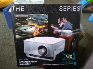 Portable projector for Sale in Tacoma, WA