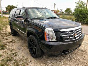 Cadillac escale 2007 for Sale in Miami, FL
