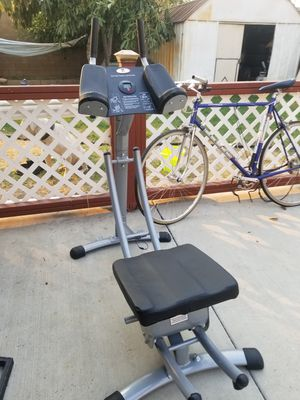 Ab machine for Sale in Garden Grove, CA