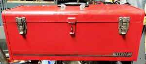 "Waterloo Tool-Box with Removable Tray 24-1/8"" long X 9-1/2"" wide X 9-1/2"" high for Sale in Fremont, CA"