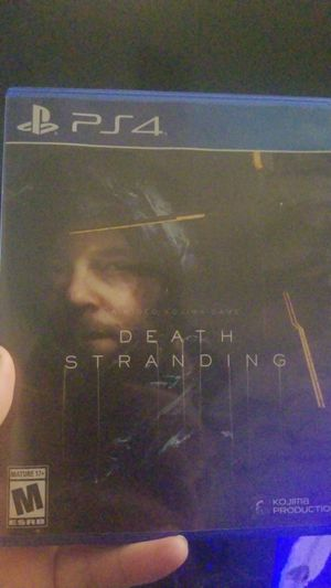 Ps4 death stranding for Sale in Fresno, CA