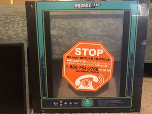 Arcade1up Centipede monitor and bezel - Brand New for Sale in Fountain Valley, CA