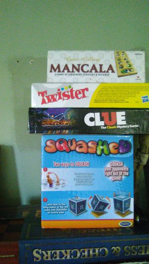 Board games for Sale in Baldwin Hills, CA