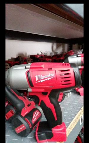MILWUAKEE M18 CORDLESS 1/2 IMPACT DRIVER TOOL ONLY BRAND NEW for Sale in San Bernardino, CA