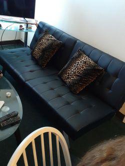 Black Sofa Bed for Sale in Miami,  FL
