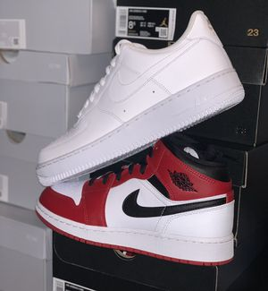 Brand New Jordan 1s and Air Force 1s for Sale in Virginia Beach, VA