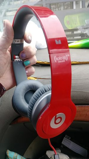 Beats headphones set (not wireless) for Sale in Murfreesboro, TN