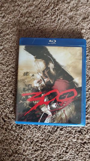 300 (Blu-ray) for Sale in Tacoma, WA