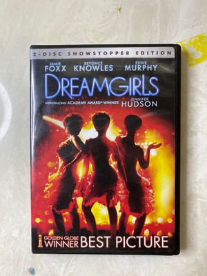 Dreamgirls 2 Disc DVD for Sale in Teaneck, NJ
