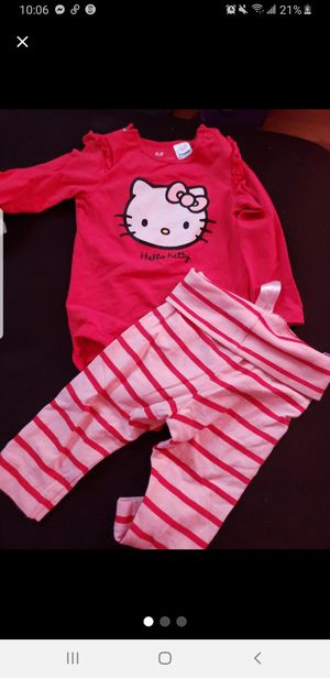 H&M hello kitty baby girls for Sale in Cumberland, RI