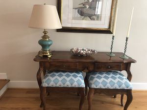 Ethan Allen Country French Sofa Table for Sale in Houston, TX