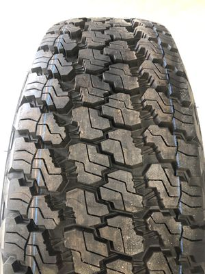 GoodYear tire, Jeep Wrangler for Sale in Logan Township, NJ