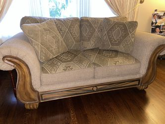 Two Couches (2 seater and 3 seater) for Sale in Dearborn,  MI