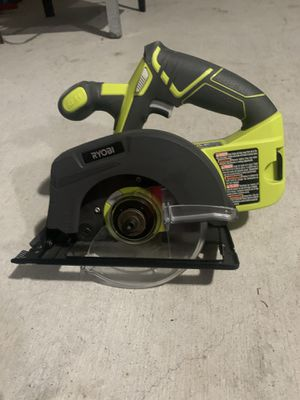 "Ryobi 5 1/2"" Circular Saw for Sale in Gonzales, LA"