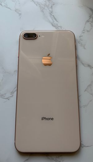 iPhone 8 Plus Rose-Gold 64gb for Sale in Long Beach, CA